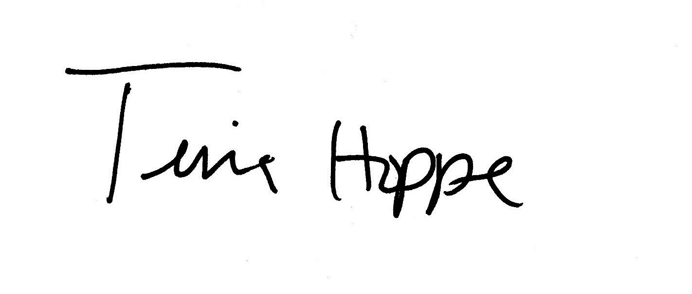 Kristina signature